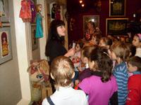 Значимые места: Экскурсия по музею