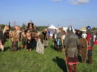 Празднование Дня воинской славы России на Куликовом поле