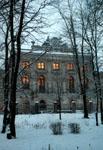 Северный фасад Тверского императорского дворца