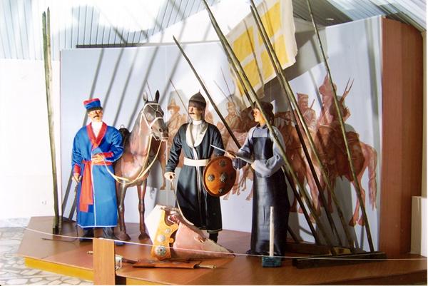 Значимые места: Вид экспозиции