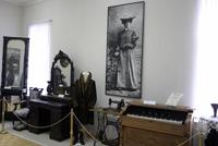 Значимые места: Фрагмент экспозиции Ямбургские горожане