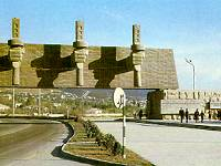 Значимые места: Памятник-ансамбль Рубеж обороны