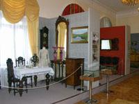 Экспозиция Рыбинск в XIX в.