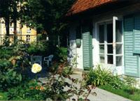 Сад Дома-музея