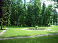 Парк в Захарове