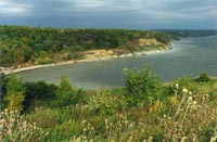 Значимые места: Ульяновский палеонтологический заказник