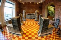 Экспозиция Погребальный комплекс князя Эсыкуя