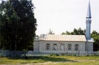 Мечеть каменная. Построена в 1995 г. на средства жителей  д. Ст. Киреметь