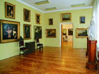 Экспозиция западноевропейского искусства