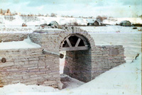 Значимые места: Старая Ладога. Каменная крепость 1114 (1116) г.