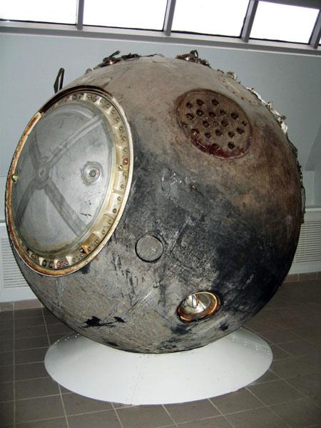 Значимые места: Космический аппарат Ресурс