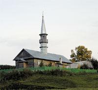 Мечеть в селе Кушлауч