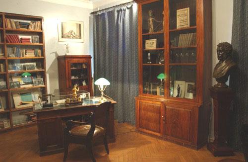 Значимые места: Музей-квартира Вс..Э. Мейерхольда