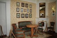 Гостиная в доме Трубецких