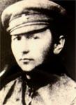 Ярослав Гашек. Фото 1918 г.