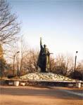 Памятник советскому воину-освободителю