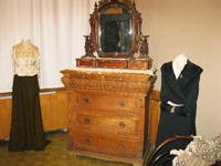 Выставка История в зеркале быта