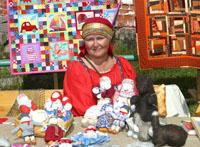 Коровашкова. Традиционная VII Соловецкая ярмарка