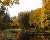 Значимые места: Нижний пруд