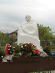 Памятник Кайсыну Кулиеву. Чегем