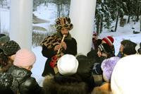 Значимые места: МОНРЕПО. Зимняя сказка в Монрепо (2009). Фотография С. Киселева