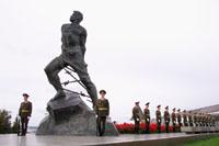 Памятник М. Джалилю в Казани