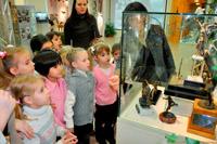 Экскурсии детей в музее спорта