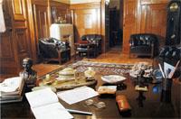 Второй этаж. Кабинет И.В. Курчатова