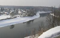 Окрестности Рузского района