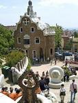 Значимые места: Антонио Гауди. Парк Гуэля. Барселона