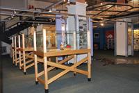Экспозиция История строительства города Надыма