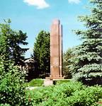 Обелиск в Бельском краеведческом музее