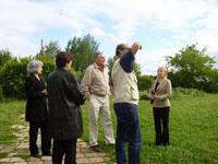 Обзорнaя экскурсия по селу Шаркан