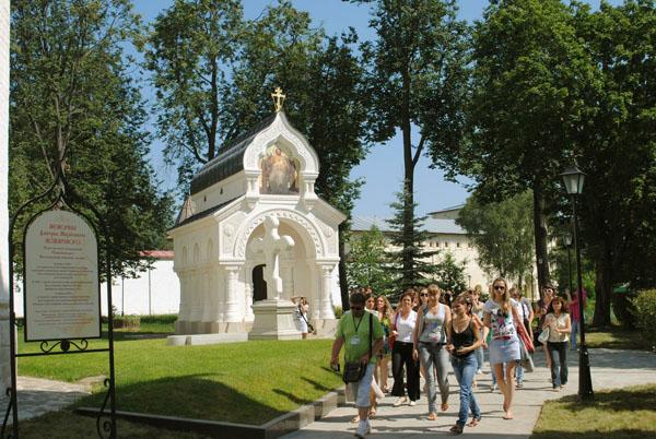 Значимые места: Памятник-часовня Д.М. Пожарскому