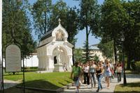 Памятник-часовня Д.М. Пожарскому