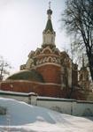 Воскресенская летняя церковь