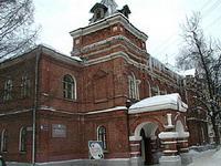 Ковровский историко-мемориальный музей (вид сбоку)