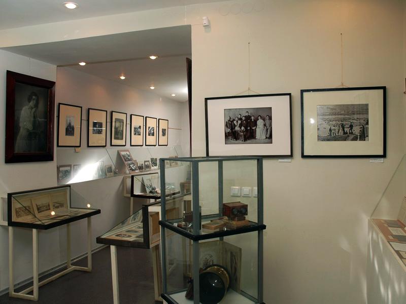 Значимые места: Фрагмент экспозиции