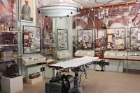 Экспозиция Из истории медицины Ярославля