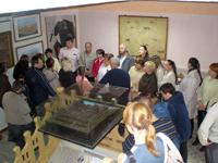 Экскурсия в историческом отделе музея