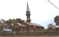 Мечеть в селе Елхово