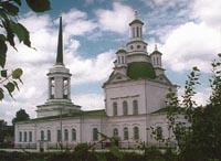 Свято-Троицкий собор. Его в последние дни своей жизни посещали Великие князья Романовы