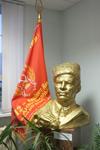 Бюст М.М. Шаймуратова