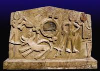 Мавзолей аланского царя XI в. н.э.