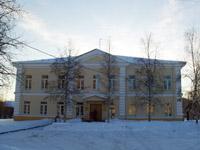Административное здание музея-заповедника