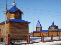 Церковь в с. Тихоновка