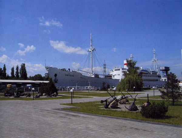 Значимые места: Музейное судно Витязь