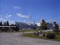 Музейное судно Витязь