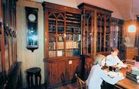 Музейная библиотека