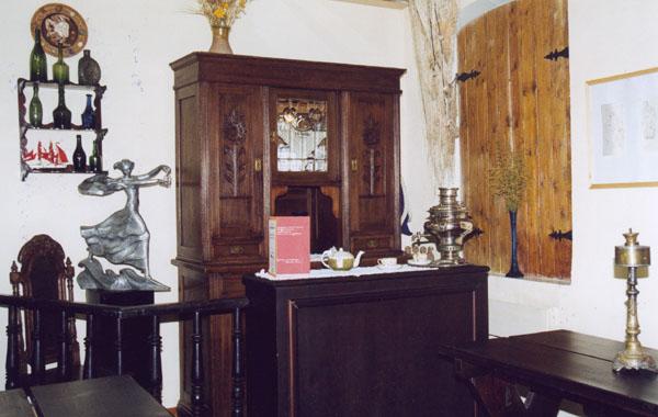 Значимые места: Фрагмент экспозиции. Таверна